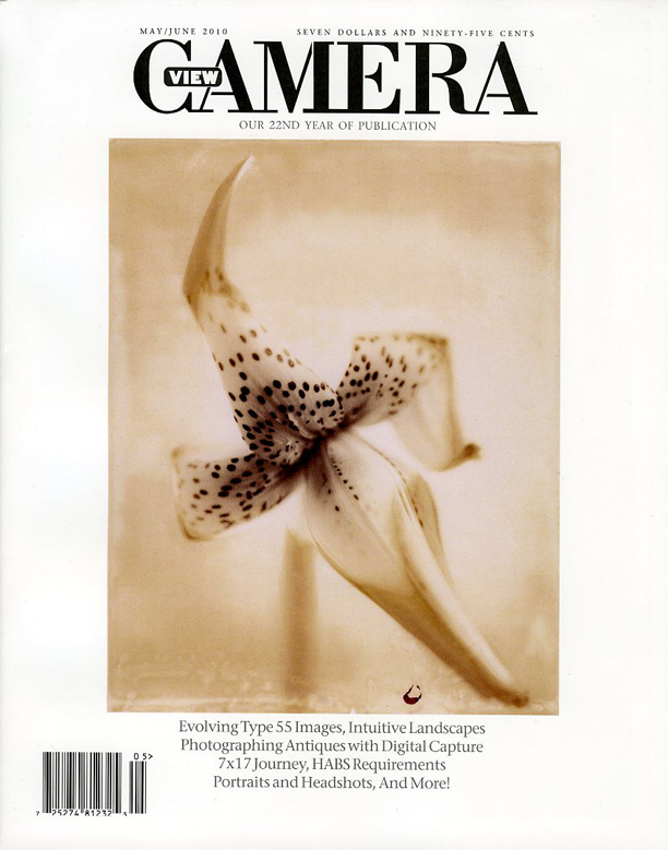 View Camera May/June 2010 cover