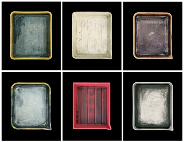 Select images from series Developer Trays © John Cyr