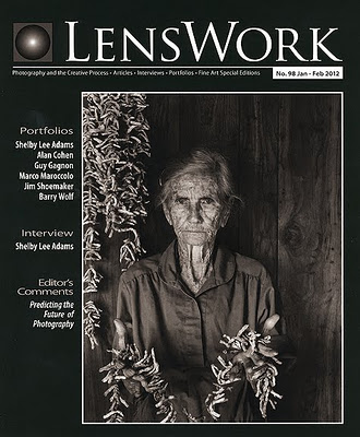 LensWork #98 Jan-Feb 2012