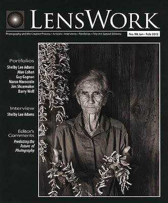 LensWork #98 Jan-Feb 2012