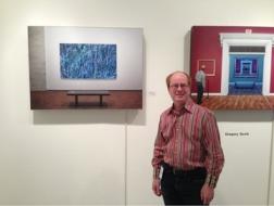 Gregory Scott at Art Miami