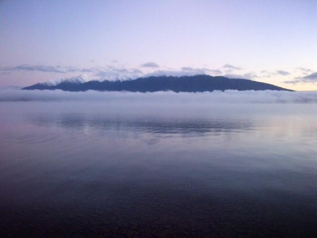 Southland, New Zealand © Michael Kenna