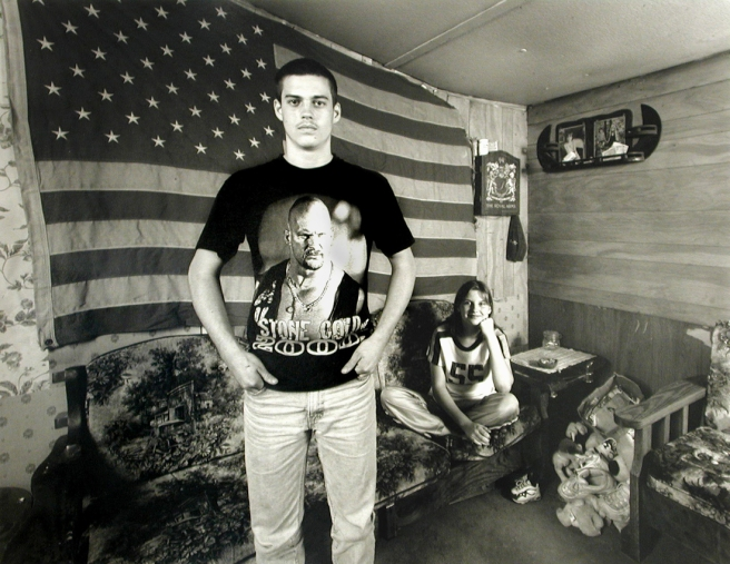 Pete and Stacey, 1999 © Shelby Lee Adams