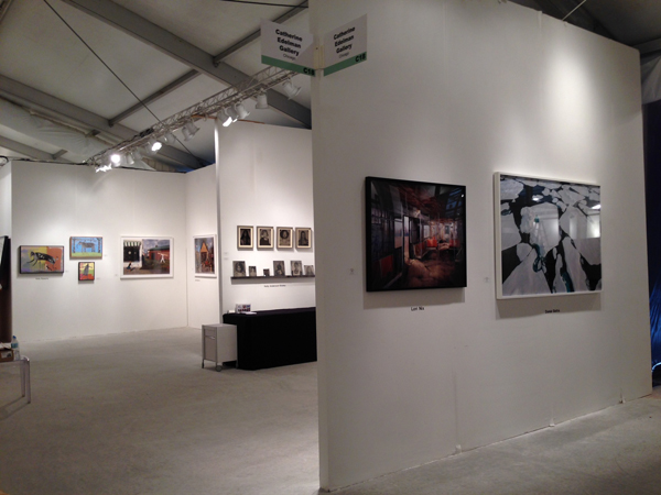Art Miami 2013, booth #C18