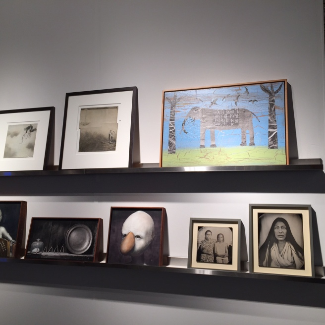 Holly Roberts on display at EXPO Chicago