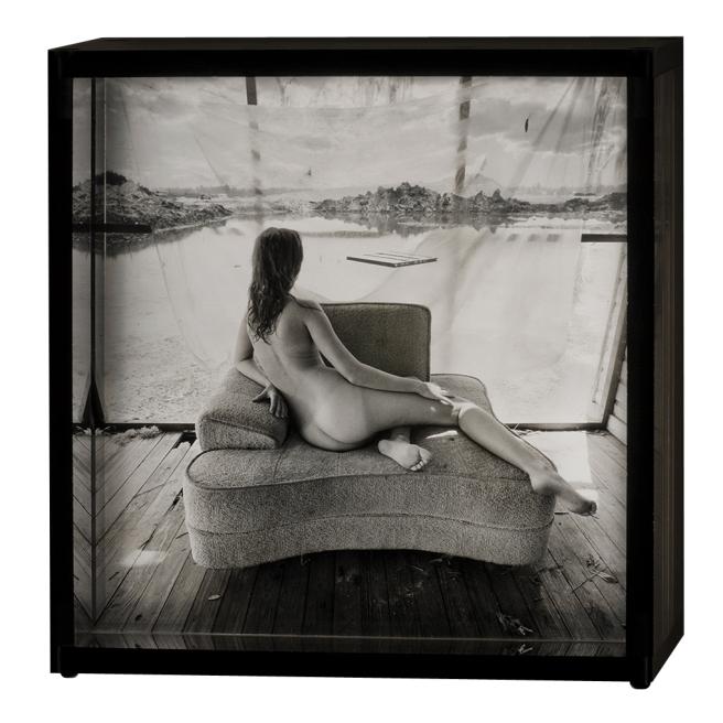 Odelisque after LB, 1979 © Doug Prince