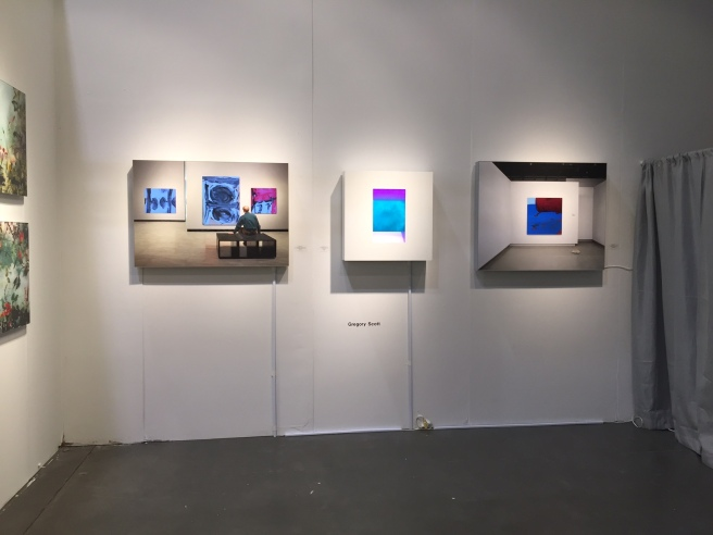 Gregory Scott at Art Silicon Valley