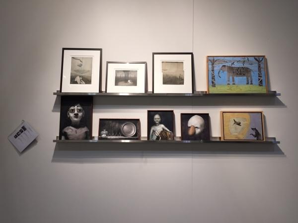 Shelves at Art Silicon Valley