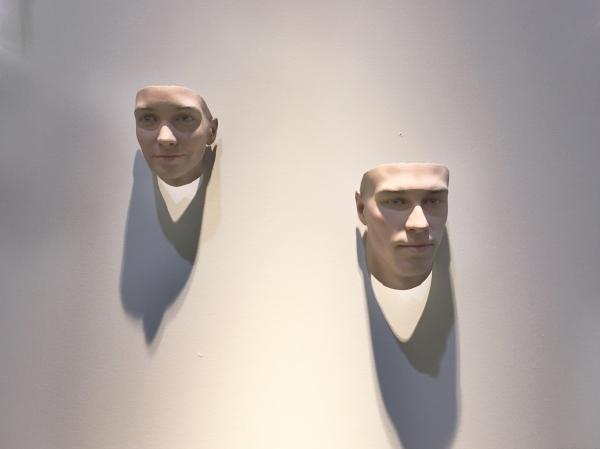 Heather Dewey-Hagborg at Art Silicon Valley
