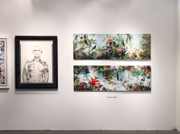Ysabel LeMay at Art Silicon Valley