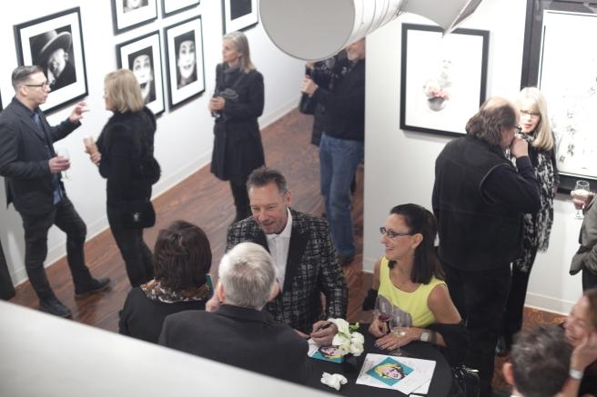 John Malkovich & Sandro Miller VIP Reception