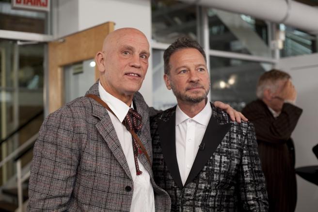 John Malkovich & Sandro Miller