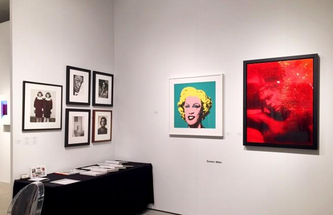 Sandro Miller at Art Miami 2014