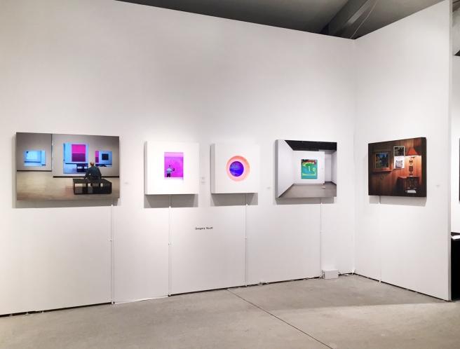 Gregory Scott at Art Miami 2014