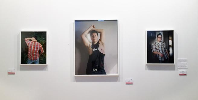 Jess T. Dugan at Art Miami