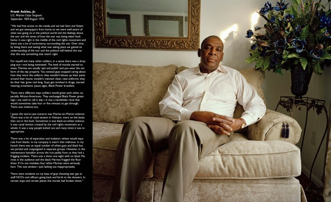 Frank Ackles, Jr. / Inconvenient Stories , 2005 © Jeffrey Wolin