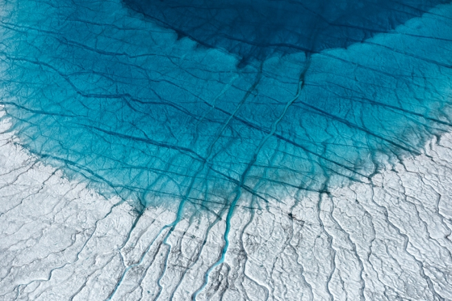 Greenland 3, 2014 © Daniel Beltrá