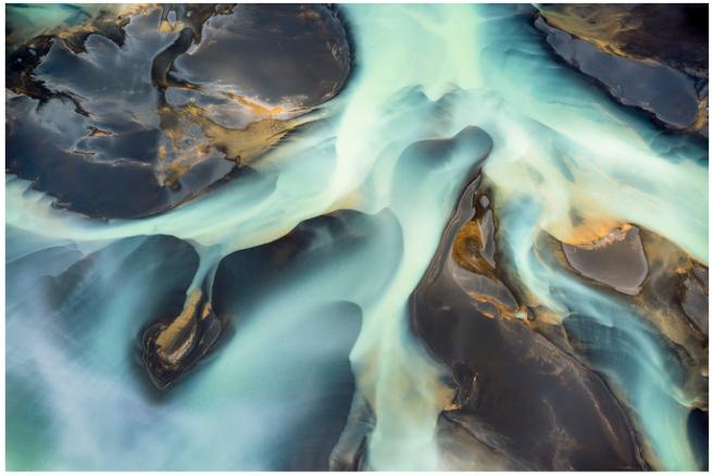 Iceland #1, 2014 © Daniel Beltrá