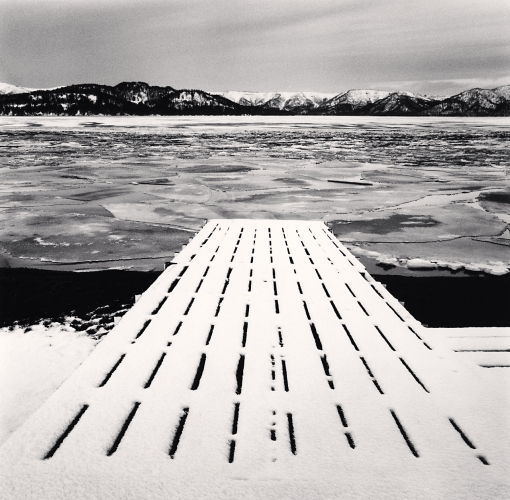 Freezing Morning, Kussharo Lake, Hokkaido, Japan. 2014 © Michael Kenna