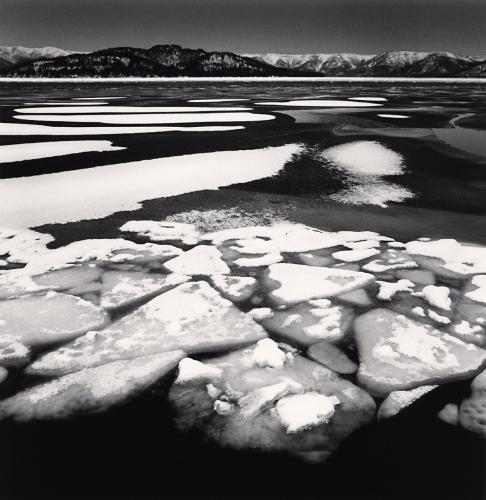 Kussharo Lake, Study 9, Hokkaido, Japan. 2014 © Michael Kenna