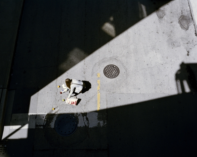 Spilt Milk, 2011 © Clarissa Bonet