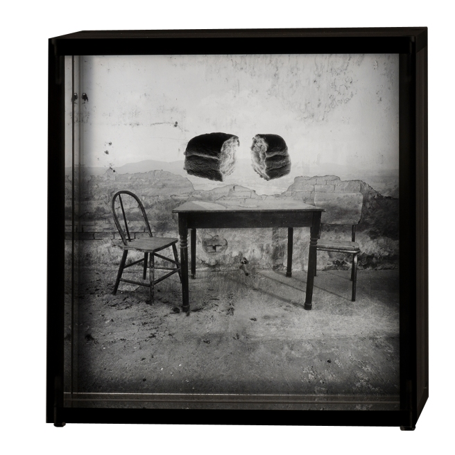 Bread and Table , 1996 © Doug Prince