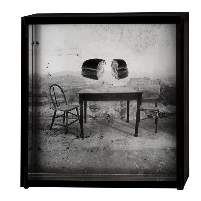 Bread and Table , 1996 © Doug Prince