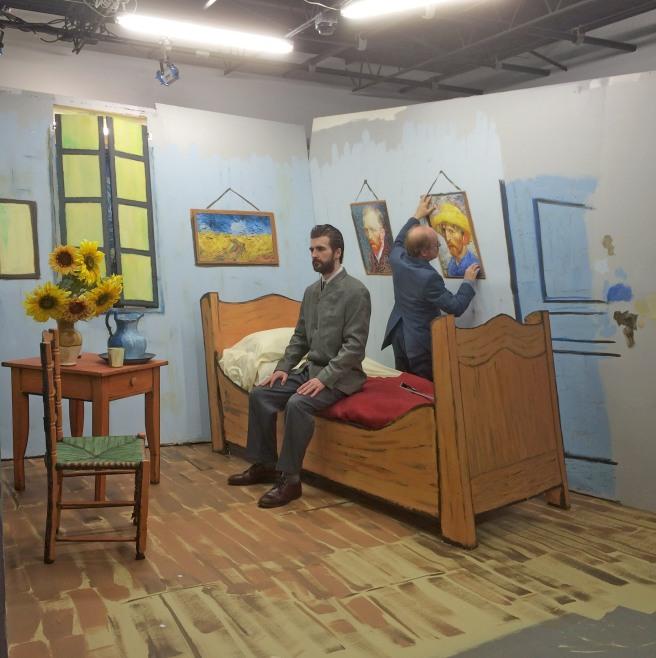 Van Gogh's Bedroom2