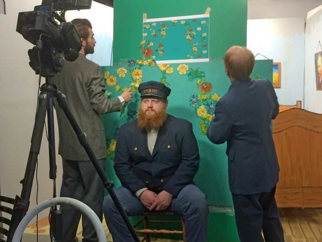 Van Gogh's Bedroom3