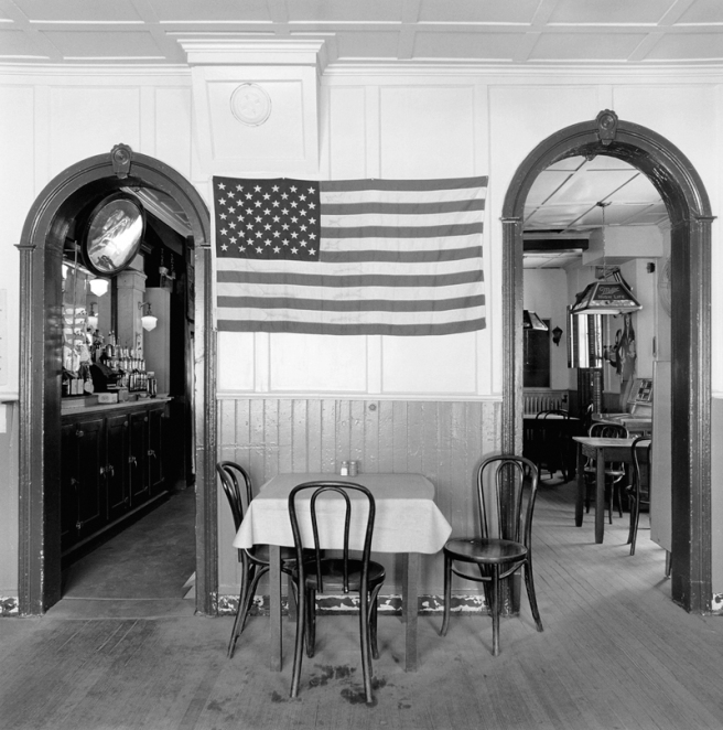 The Western House, Springville, NY, 1992 1992 © David Plowden 892-743
