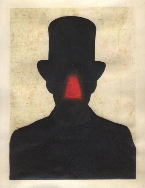 The Clown, 2012 © Dan Estabrook