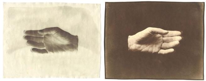 Two Hands, 2005 © Dan Estabrook