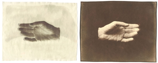Two Hands, 2005 © Dan Estabrook