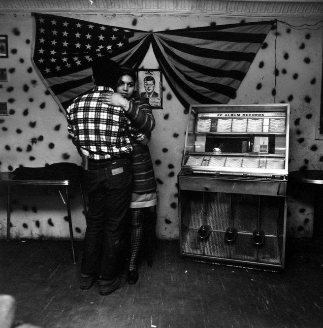 East 100th Street, New York, 1966-1968 © Bruce Davidson