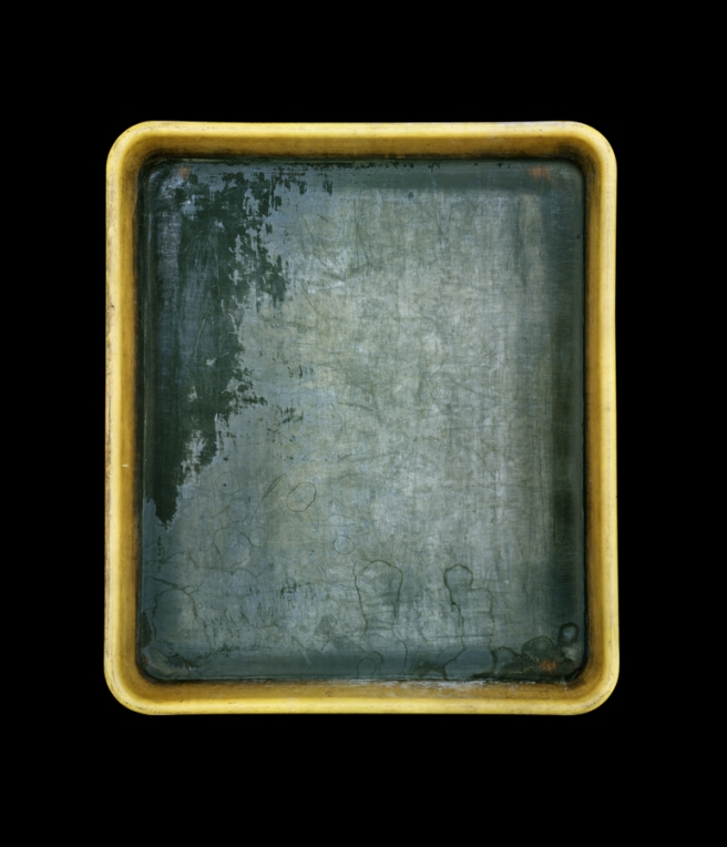 Sally Mann's Developer Tray, 2011 © John Cyr