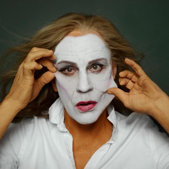 Annie Leibovitz / Meryl Streep, New York City (1981), 2014 © Sandro Miller