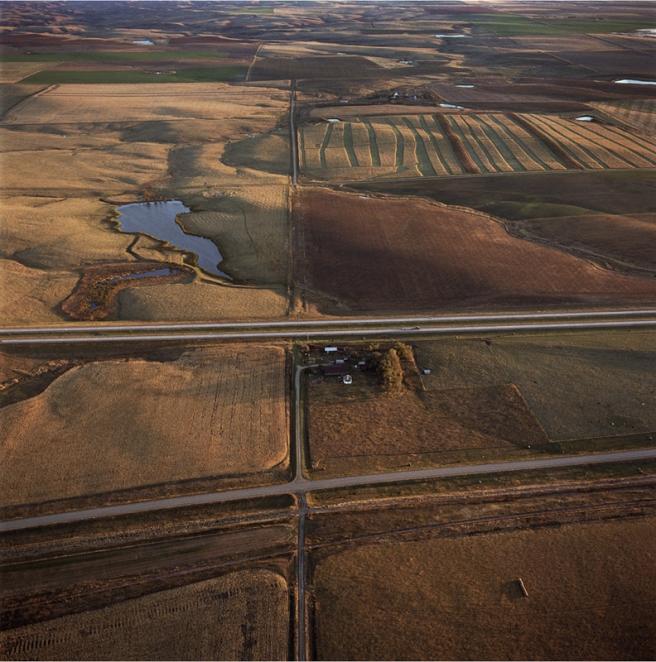 West of Bismarck, North Dakota, October 15, 1997
