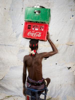 Gale de dos, Ethiopia, 2012 © Floriane de Lassée