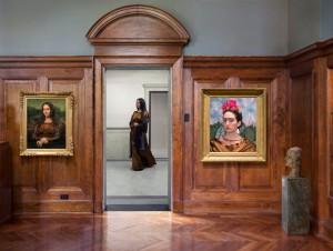 Portraits with Mona, 2015