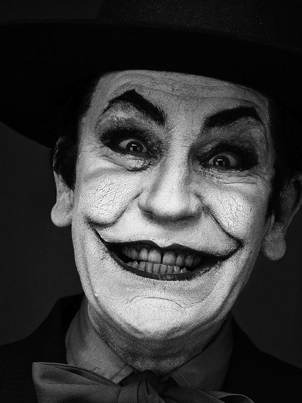 Herb Ritts / Jack Nicholson I, London (1988), 2014 © Sandro Miller