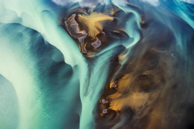 Iceland #5, 2014 © Daniel Beltrá
