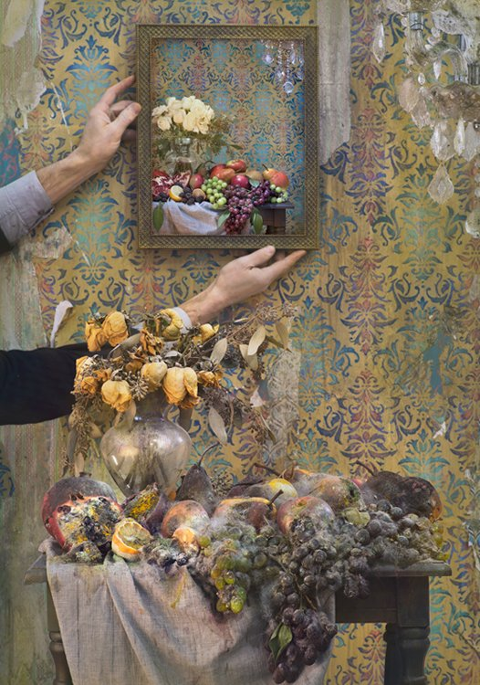 Nature Morte, 2015 © Robert & Shana ParkeHarrison