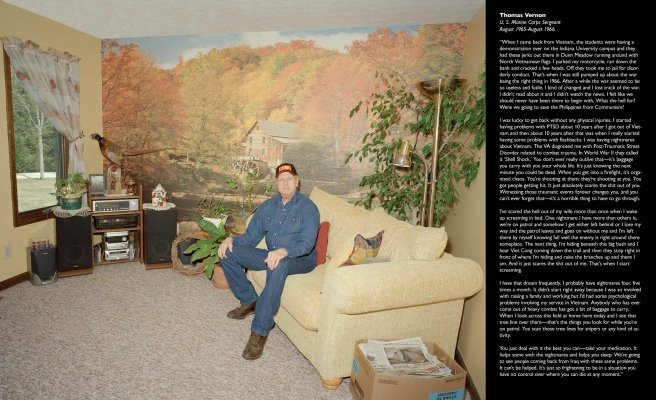 Thomas Vernon / Inconvenient Stories , 2004 © Jeffrey Wolin