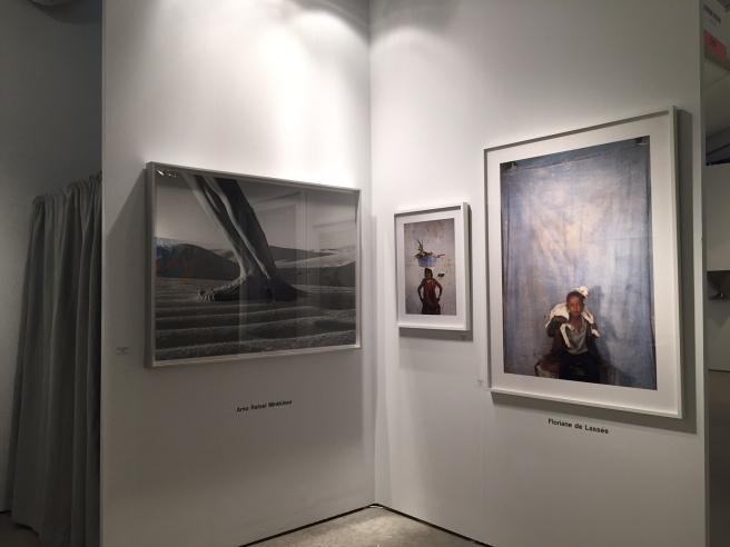 Floriane de Lassée install at Art Miami 2015