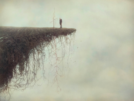 Precipice, 2015 © Robert and Shana ParkeHarrison