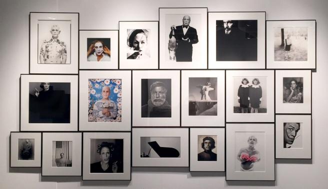 Sandro Miller install at Art Miami 2015
