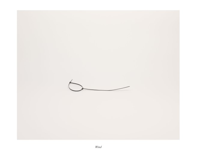 Wind, From the series Foley Objects, 2013