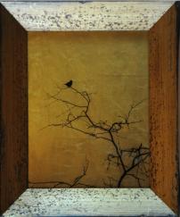 Single Bird in Tree, 2014-2015 [Ref. #48]