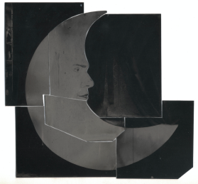 Study for The Moon, 2015 © Dan Estabrook