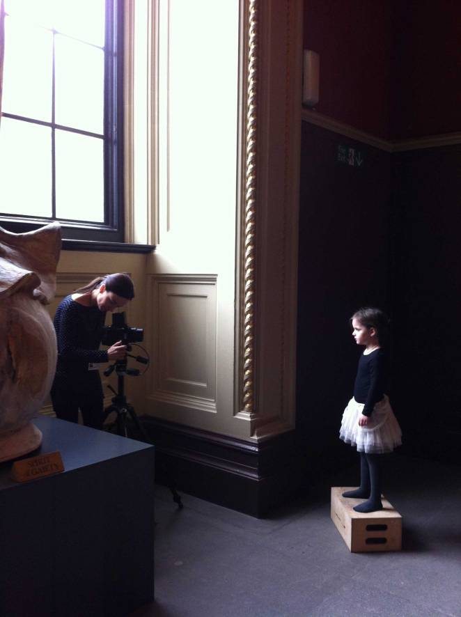 Bettina-and-Ruby-at-V&A-2011